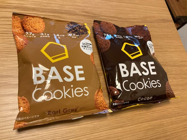 BASE COOKIE ovewview
